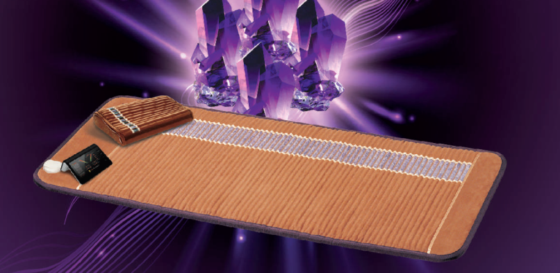 AMETHYST BIOMAT®  Generator of negative ions and natural infrared rays for your home.